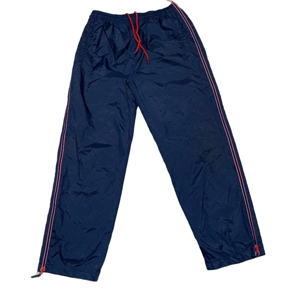ACTIVE BURNSIDE Basketball Warm-Up Pants -L